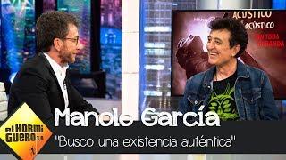 Manolo García y su rechazo a la tecnología: