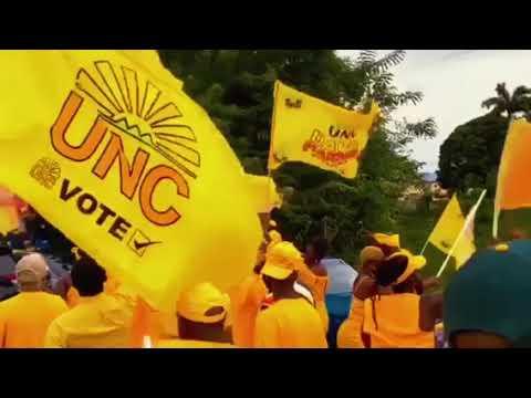 GI - Vote UNC (2020 Political Chutney Soca Music)