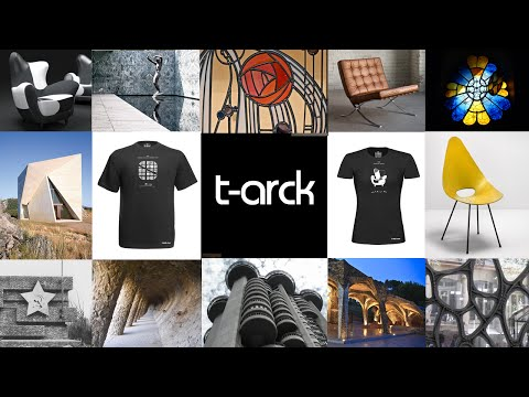 T-arck T-shirts And Architecture