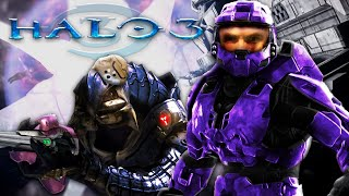 Ocho de Maylo: The Complete Halo 3 playthrough stream