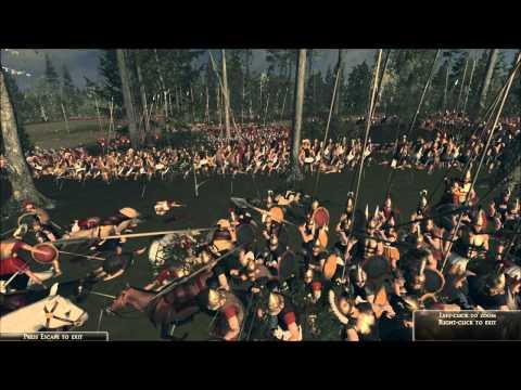 Total War: Rome 2 Online Battle #020: Macedon vs Rome