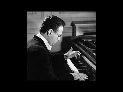 "Brahms ""Piano Sonata No 3"" Julius Katchen"