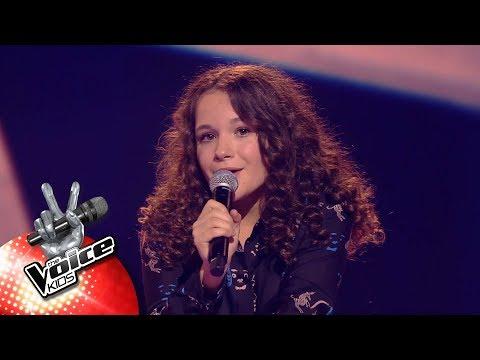 Emma - '2002' | Halve Finale | The Voice Kids | VTM