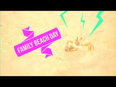 Family Beach Day 2014