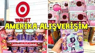 Amerika Oyuncak Alışverişim Deniz Kızı TV ile Target Marketteyiz | Zep
