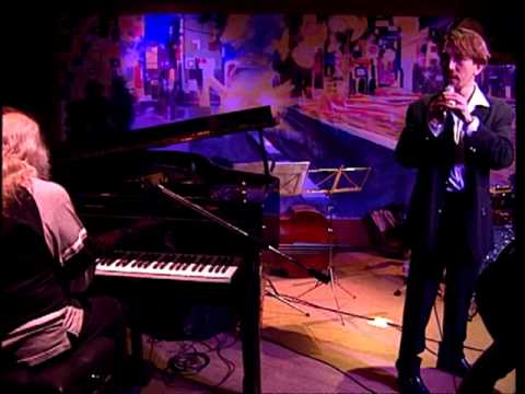 LUSH LIFE Riccardo Mei with Tony Scott on piano