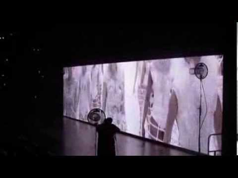 Beyonce - Final Show in NZ 19 October 2013