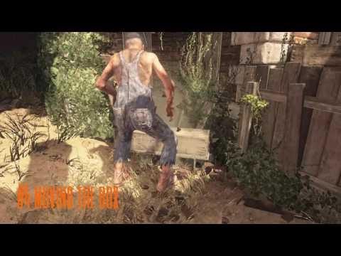 9 Things Leroy Does In Buried ( Black Ops 2 )