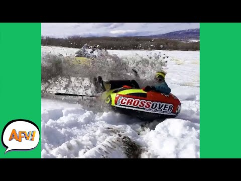 Face-Full of FAIL! 😅 🤣 | Funniest Fails | AFV 2020