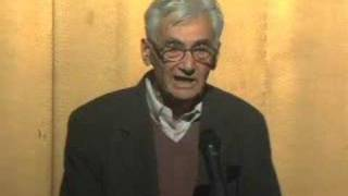 Howard Zinn  as seen on DEMOCRACY NOW