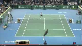 Amazing tennis moments and Super Shots