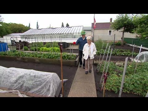 Gardening side by side for 70 years