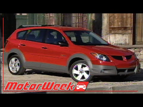 MotorWeek | Retro Review: 2003 Pontiac Vibe
