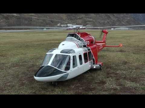 Agusta AW139 N305FD, first flights