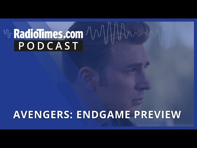 Avengers: Endgame preview