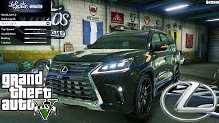 Lexus Lx 570 2016 !!!