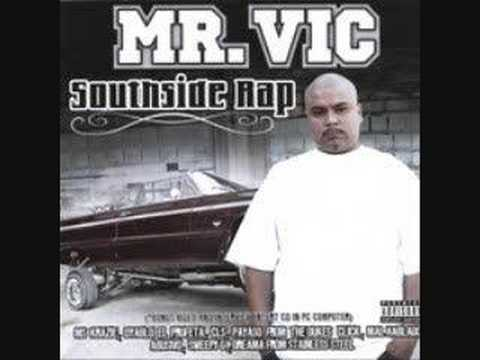 Mr. Vic - Southside Rap