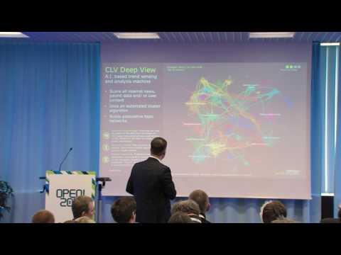"OPEN! 2016 - ""Blockchain in der Praxis: Healthcare"""