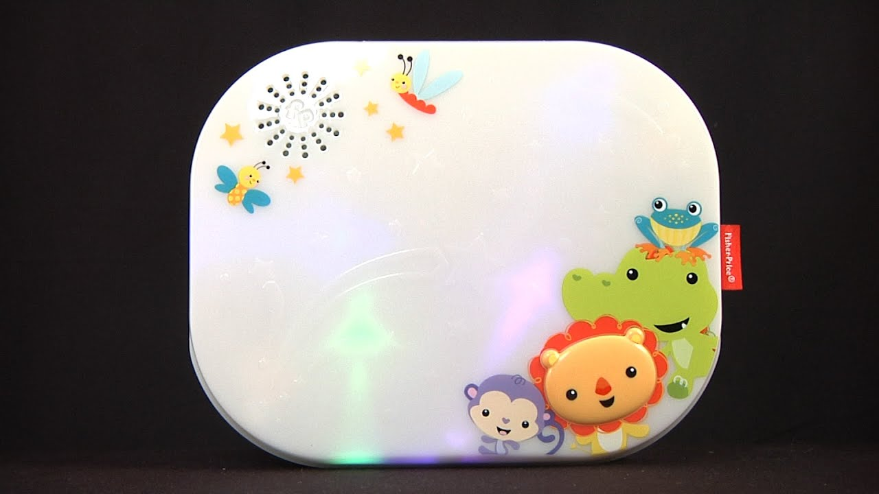 Soothe N Play Light Show From Fisher Price