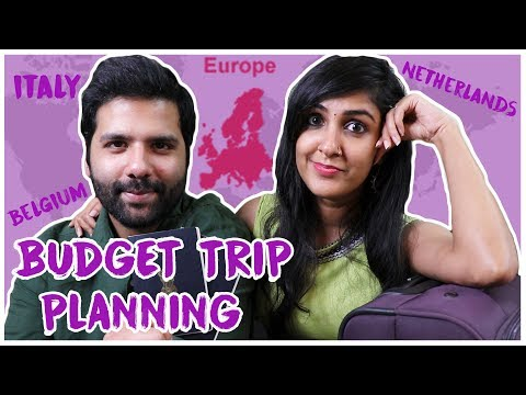 How We Planned A Budget Trip To Europe (Visiting 3 Countries in 17 Days!)