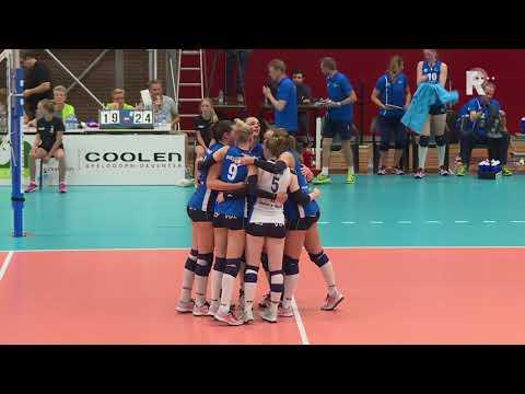 Samenvatting kampioenswedstrijd Sliedrecht Sport Dames 1