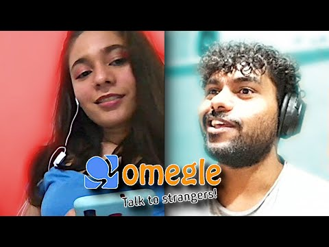 YoU NAuGhTy NaUgHtY YOu TeAsInG ME (British Asian On Omegle Trolling)