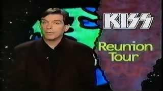 Kiss Reunion News Clip