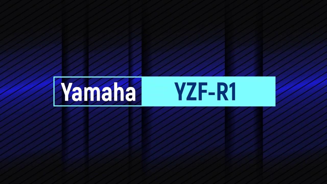 Yamaha YZF R1 2015 2017 артикул 17034  от msamoto.ru