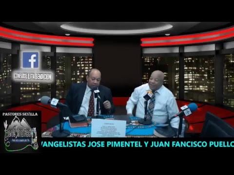 Monte Sinai Radio fm CONQUISTANDO A PATERSON PARA CRISTO  3/5/2018