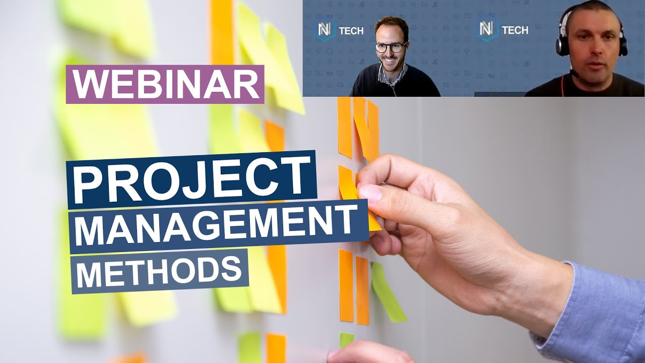 Project management methods: PRINCE II and PMP | N'tech