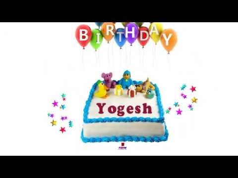 Happy Birthday Yogesh Youtube