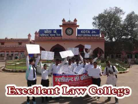 Excellent Law College Kota Rajasthan