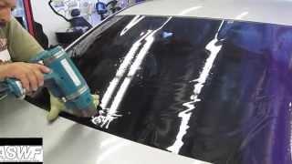 Азы тонирования: заднее стекло, пленка ASWF Performer(, 2013-08-01T14:21:28.000Z)
