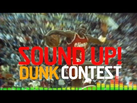 SOUND UP: Get Ready for the 2018 Slam Dunk Contest