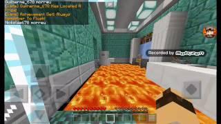 Minecraft Mapas: Mapa de o chão é lava! (THE FLOOR IS LAVA) feat.Nickolas
