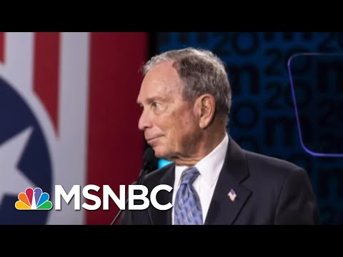 Bloomberg Fires Back Against Trump's Tweets, But Will Other Critiques Hurt His 2020 Chances?| MSNBC