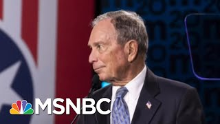 Bloomberg Fires Back Against Trump's Tweets, But Will Other Critiques Hurt His 2020 Chances? | MSNBC