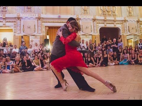 Carlitos Espinoza y Noelia Hurtado @Bratislava Tango Festival 2017 - Osvaldo Pugliese - Arrabal 2/6