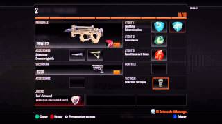Les meilleures classes d'armes sur call of duty black ops 2 (selon moi) HD