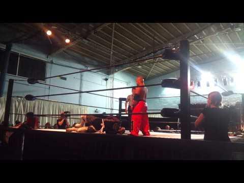 Taro Nohashi vs. Kenbai 4FW swindon