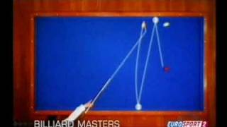 3 cushion billiards - 2009 Masters live on Eurosport2 (2)