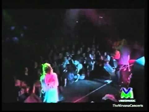 Nirvana - Sliver (Live at Teatro Castello, Rome, 1991)