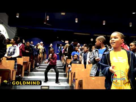 Gold Mind at Bronx Charter School for Better Learning