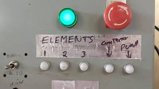 CDC - Molasses Steam Boiler Control