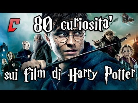 80 curiosità sui film di Harry Potter