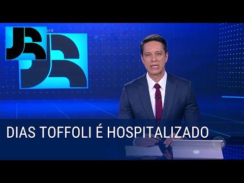 Toffoli é hospitalizado em Brasília com suspeita de pneumonite alérgica