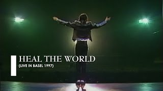 "Michael Jackson - ""Heal The World"" [live in Basel] (60fps)"