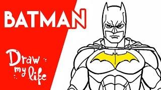 BATMAN - Drawing Things con @Bilobedvalle