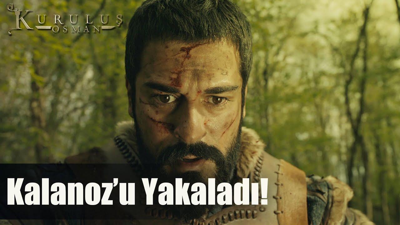 Osman Bey, Kalanoz'u yakaladı! - Kuruluş Osman 56. Bölüm