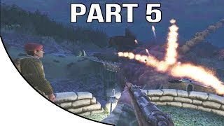 Call of Duty United Offensive Gameplay Walkthrough Part 5 - British Campaign - Holland